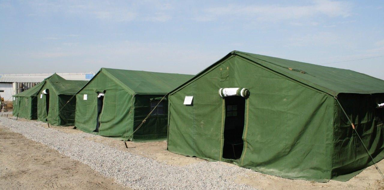 Палаточный лагерь развернули алматинские спасатели в Арыси , фото-2