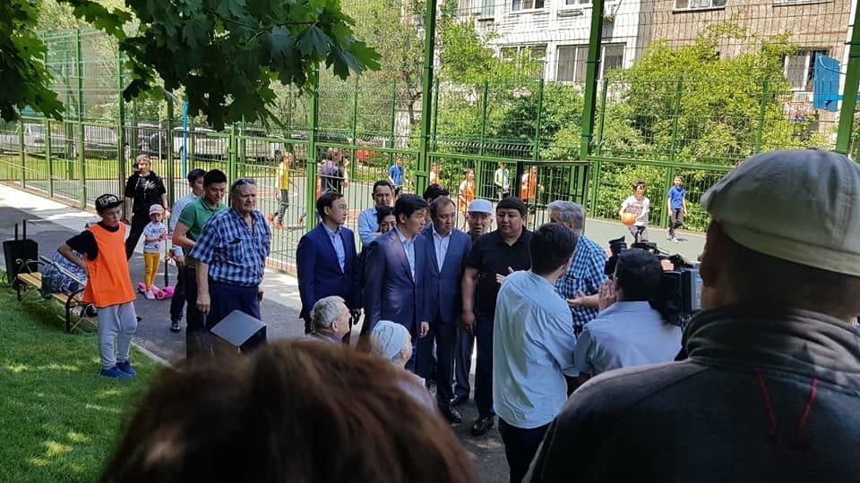 Фото из аккаунта Ануара Ускенбаева