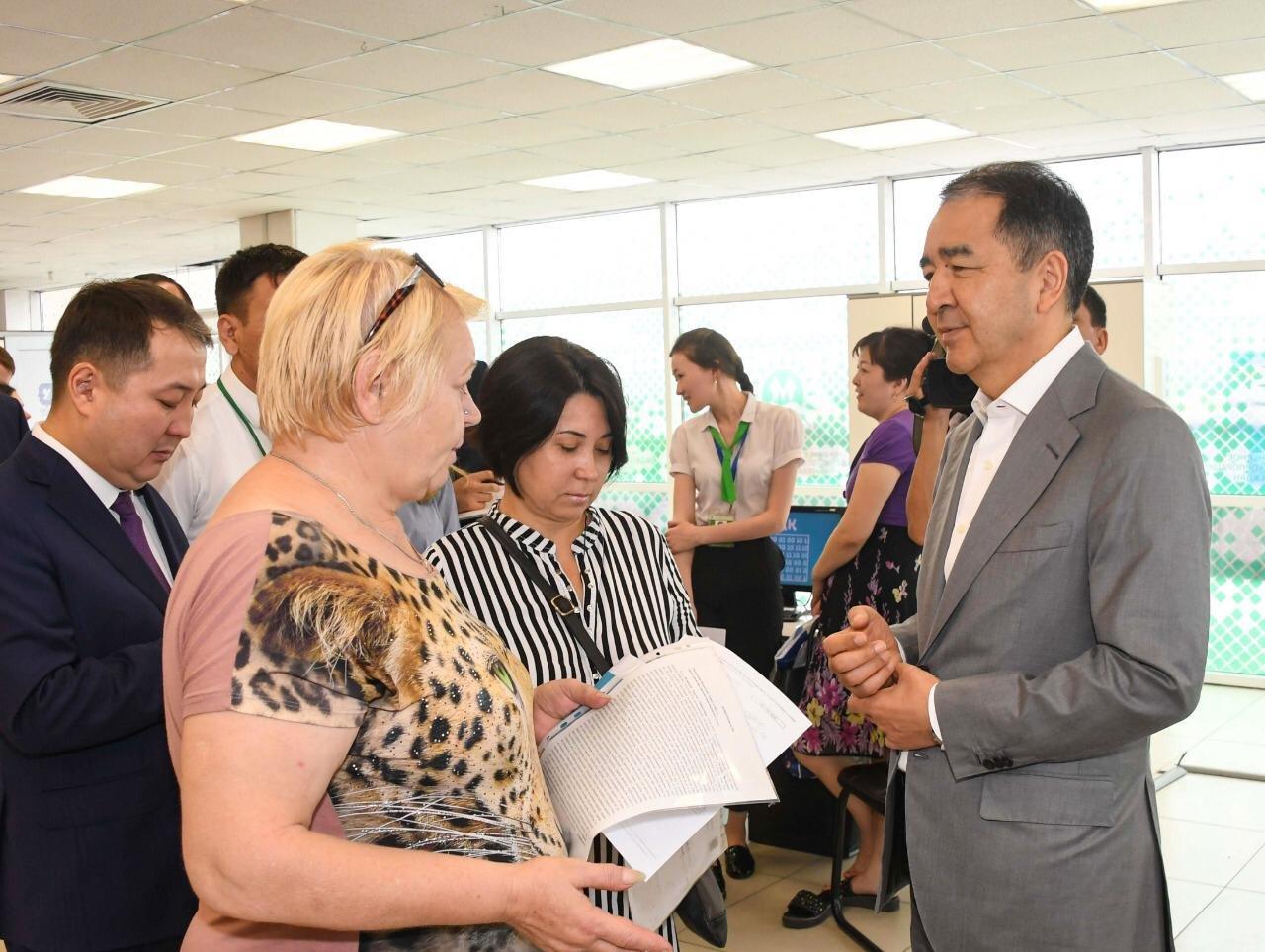 Делом чести назвал Сагинтаев повышение уровня жизни жителей новых районов (ФОТО), фото-2