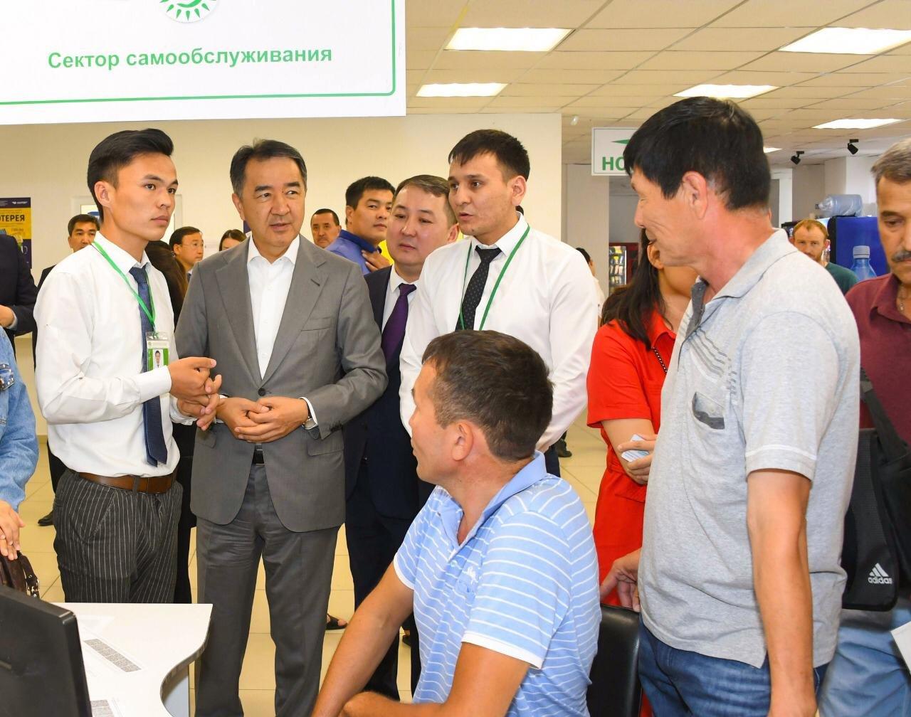 Делом чести назвал Сагинтаев повышение уровня жизни жителей новых районов (ФОТО), фото-1