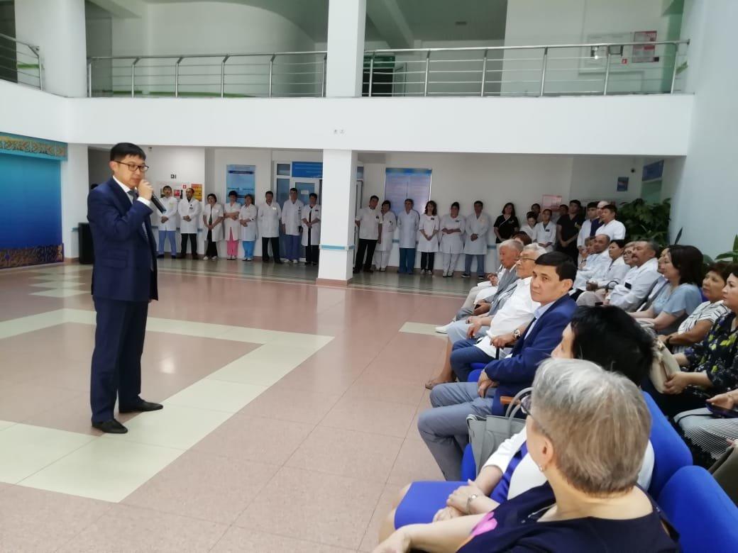 Музей истории здравоохранения города открылся в Алматы, фото-2