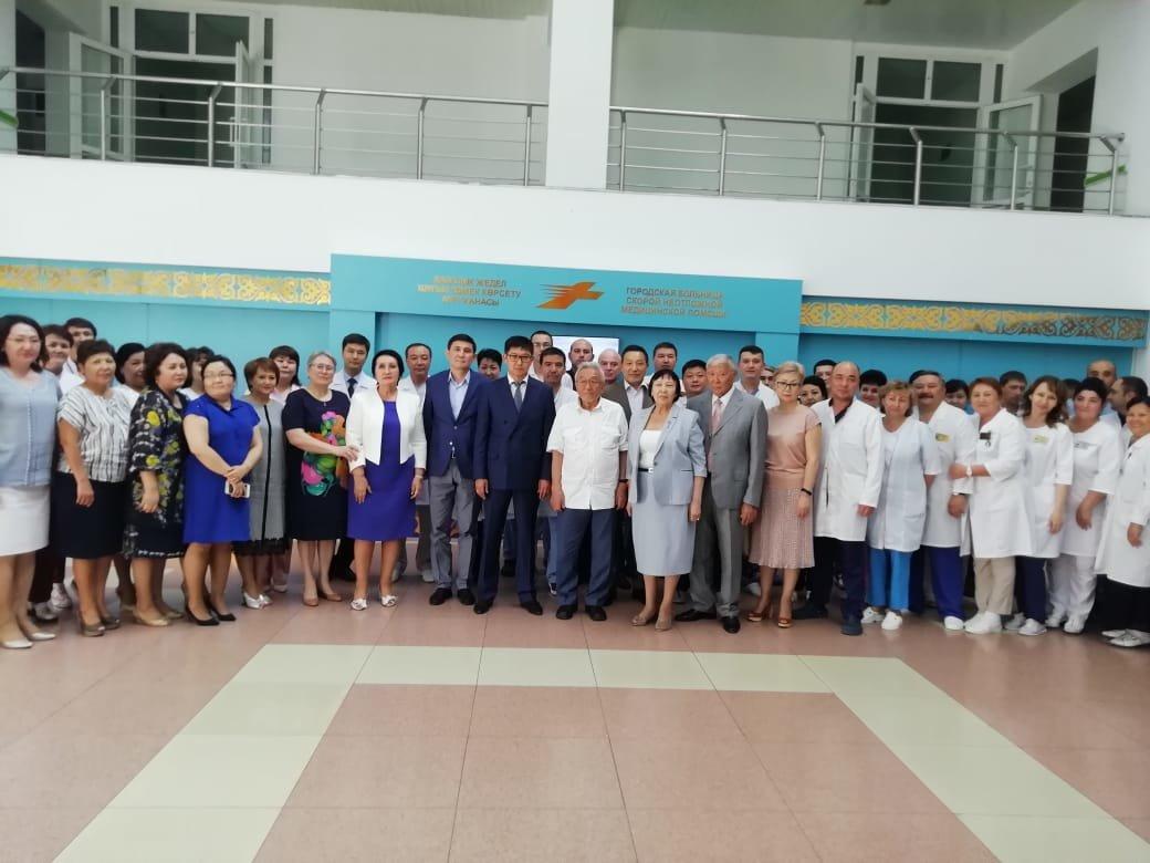 Музей истории здравоохранения города открылся в Алматы, фото-3