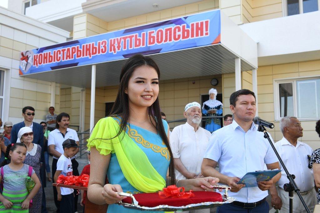 В Алматинской области жители отпраздновали новоселье (ФОТО), фото-2