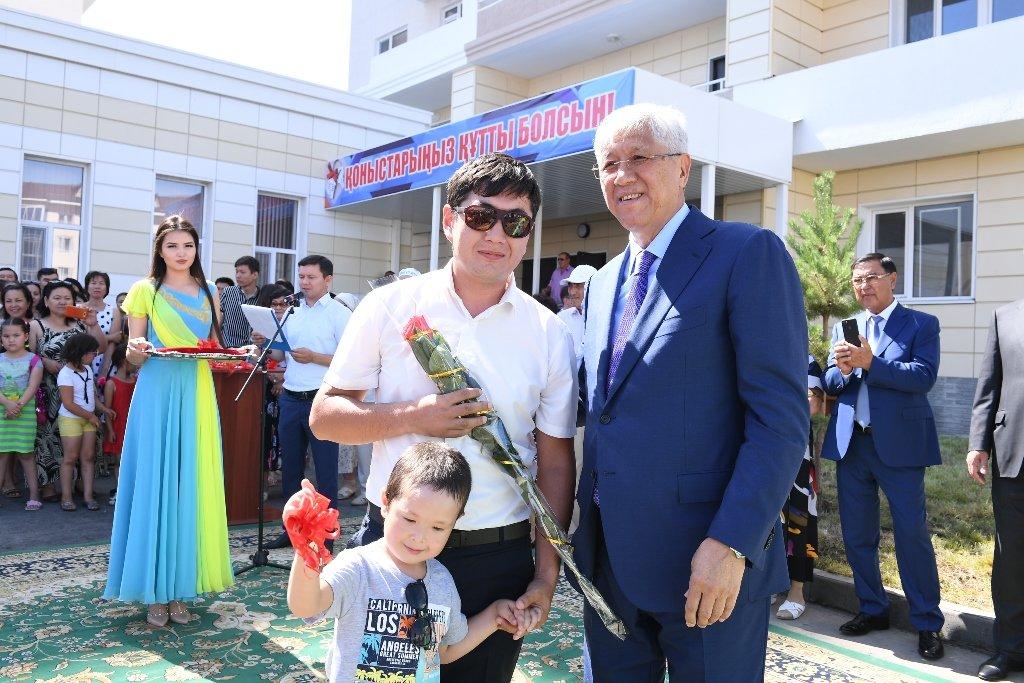 В Алматинской области жители отпраздновали новоселье (ФОТО), фото-5