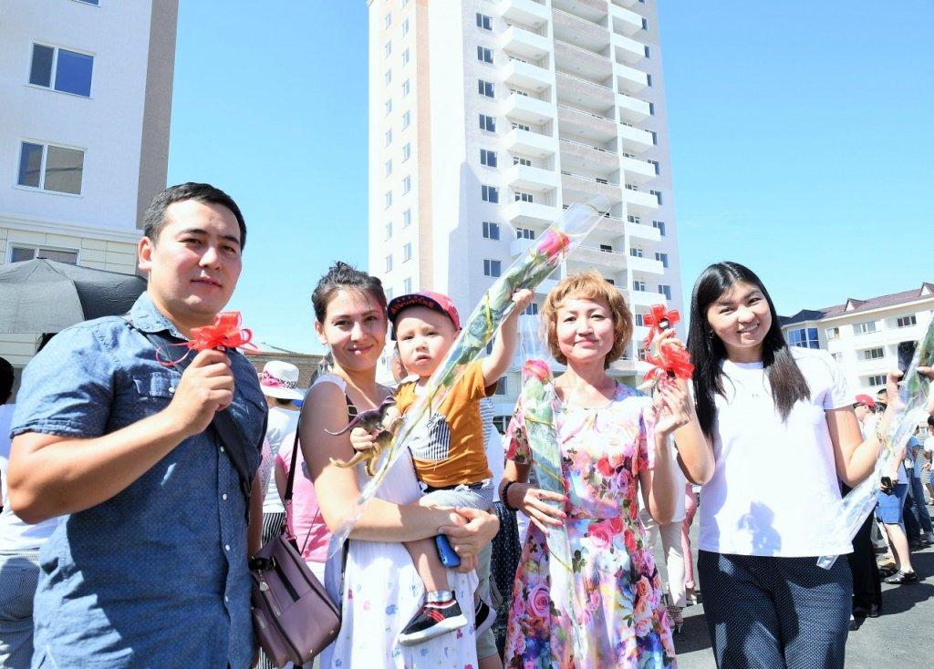 В Алматинской области жители отпраздновали новоселье (ФОТО), фото-6