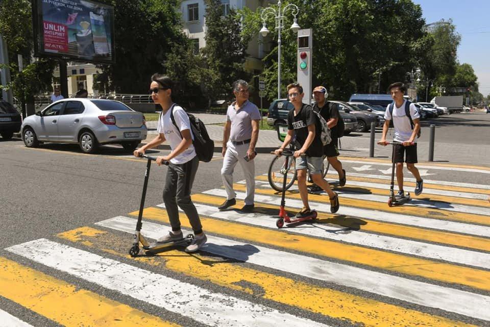 Безопасность пешеходов и зеленые насаждения – аким Алматы о проблемах Алмалинского района, фото-5