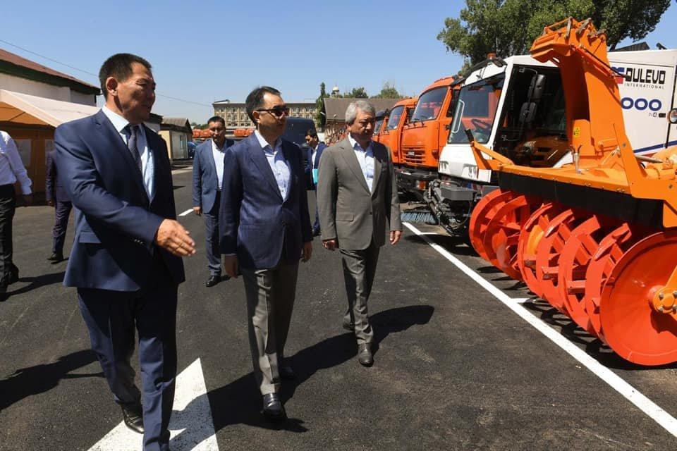 Безопасность пешеходов и зеленые насаждения – аким Алматы о проблемах Алмалинского района, фото-8