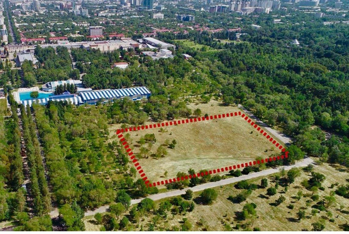 Вырубка 9000 деревьев на Атакенте: Алматинцам показали проект Конгресс-центра (фото), фото-1