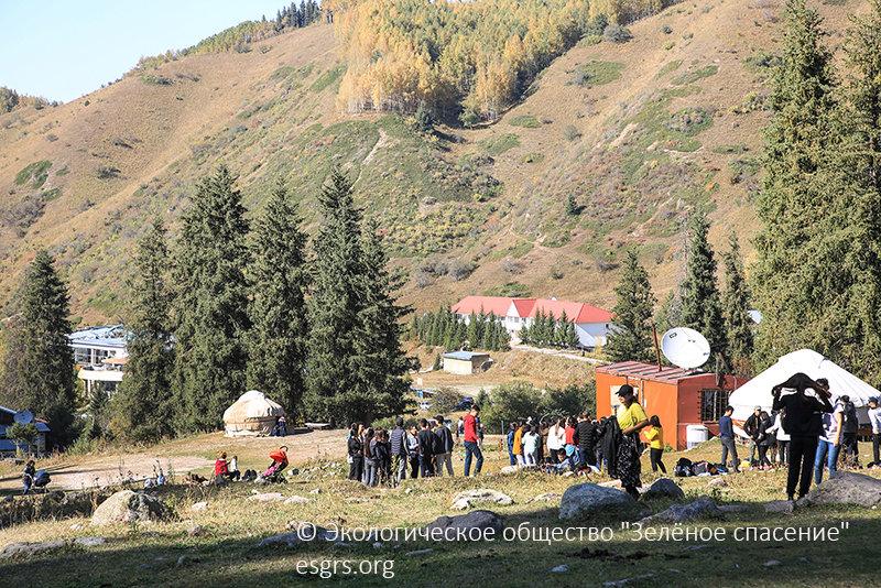"""Как спасти алматинские ущелья от мусора и застройки рассказали экологи, фото-3, ОФ """"Зеленое спасение"""""""