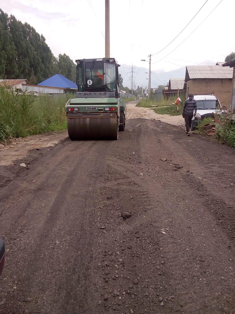 В акимате рассказали куда делись 6 тысяч тонн асфальта, снятого с центральных улиц Алматы, фото-3