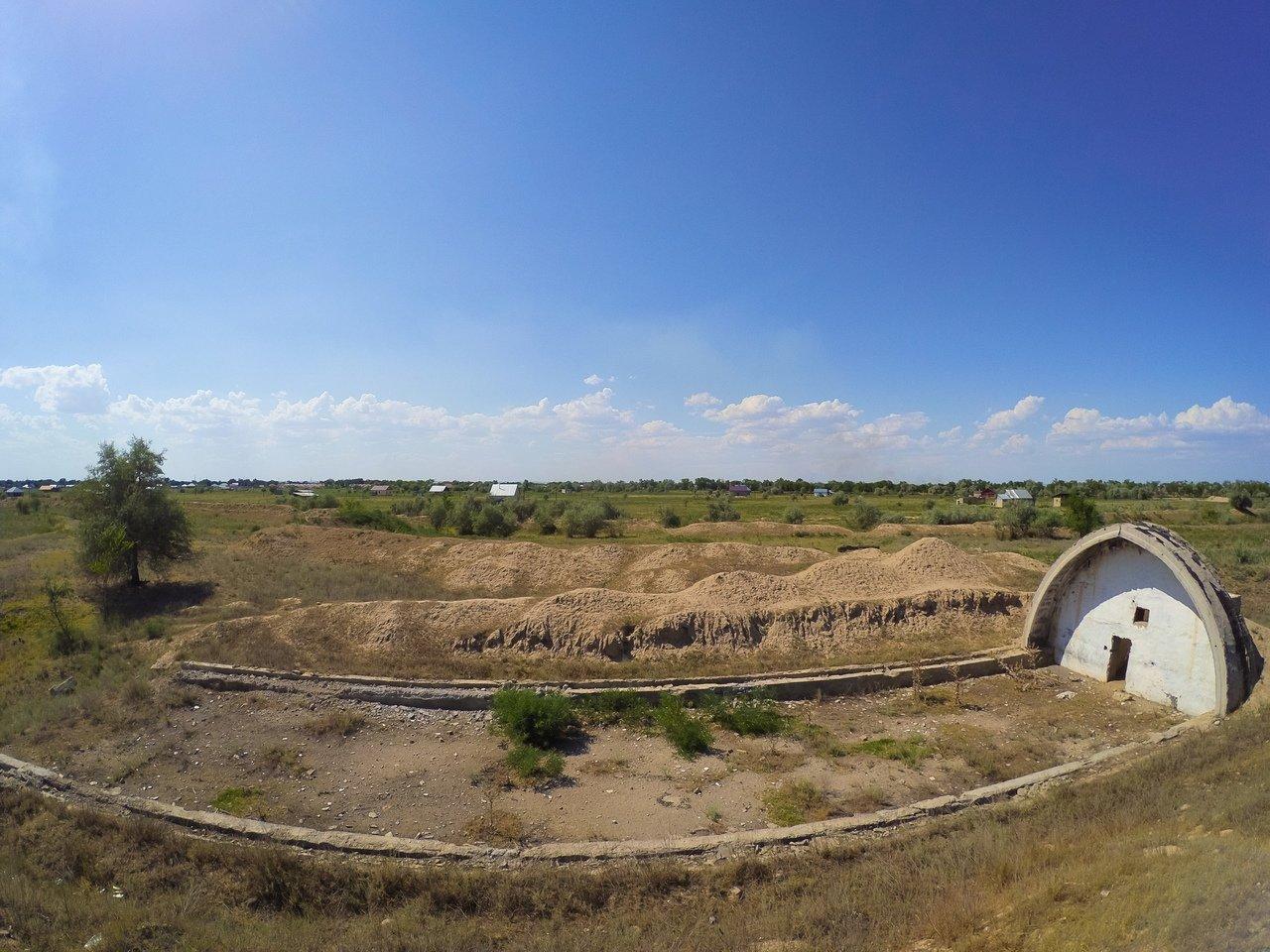 Бывшая ракетная часть в Алматинской области: Взгляд с места (ФОТО), фото-8
