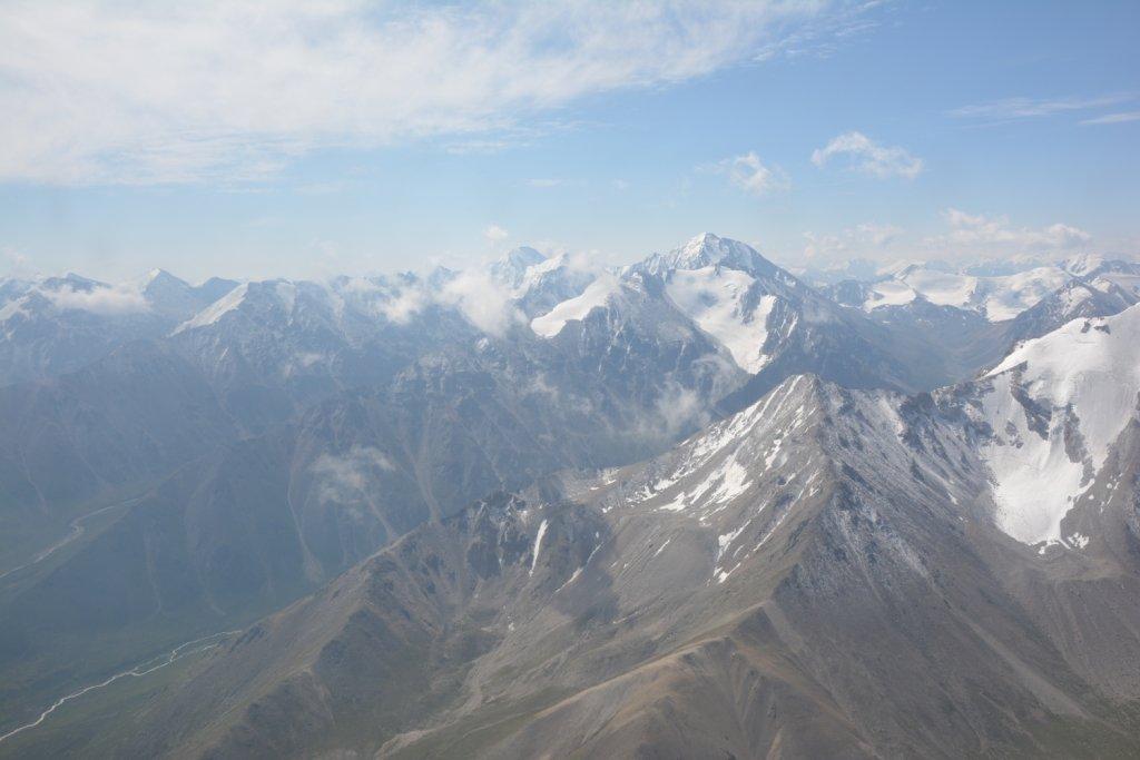 Алматы в безопасности: В горах осмотрели морённые озера (ФОТО), фото-4