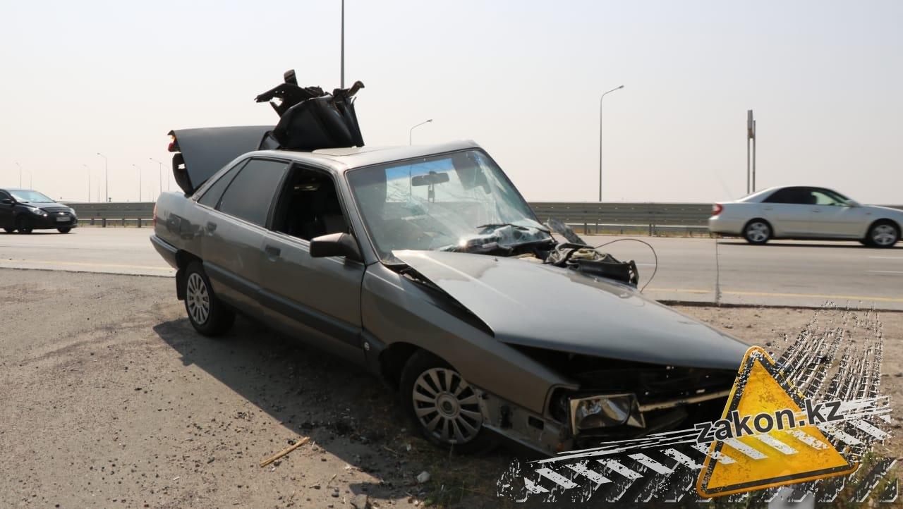Два человека погибли в ДТП на трассе Алматы-Усть-Каменогорск, фото-2