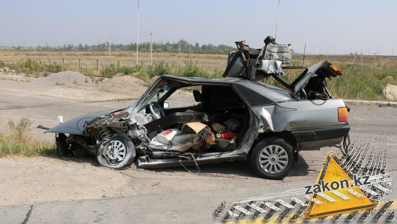 Два человека погибли в ДТП на трассе Алматы-Усть-Каменогорск, фото-3