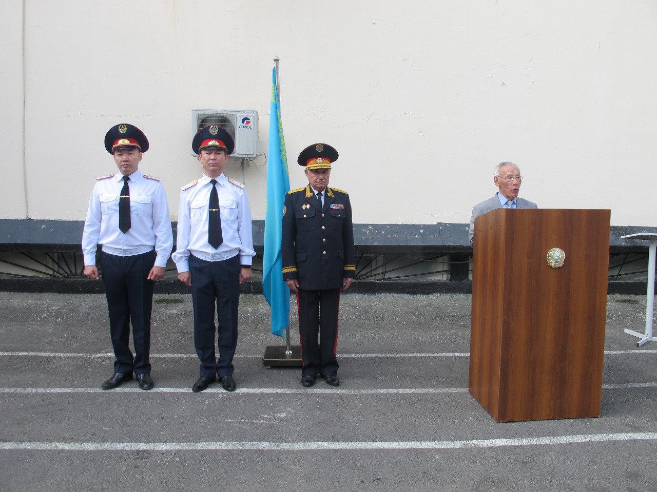 Молодые лейтенанты полиции дали присягу, фото-3