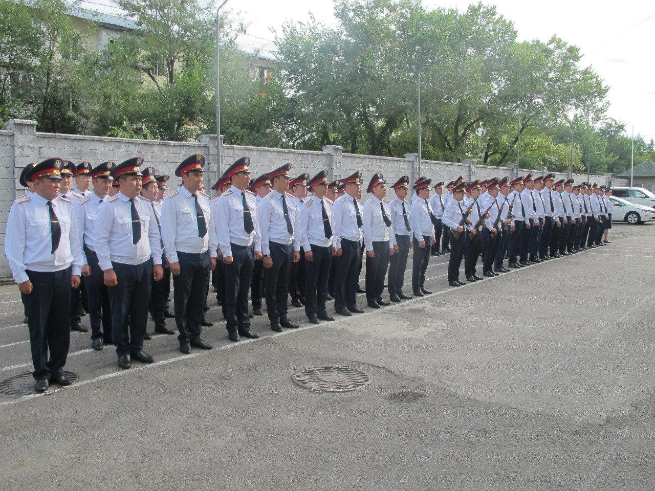 Молодые лейтенанты полиции дали присягу, фото-2