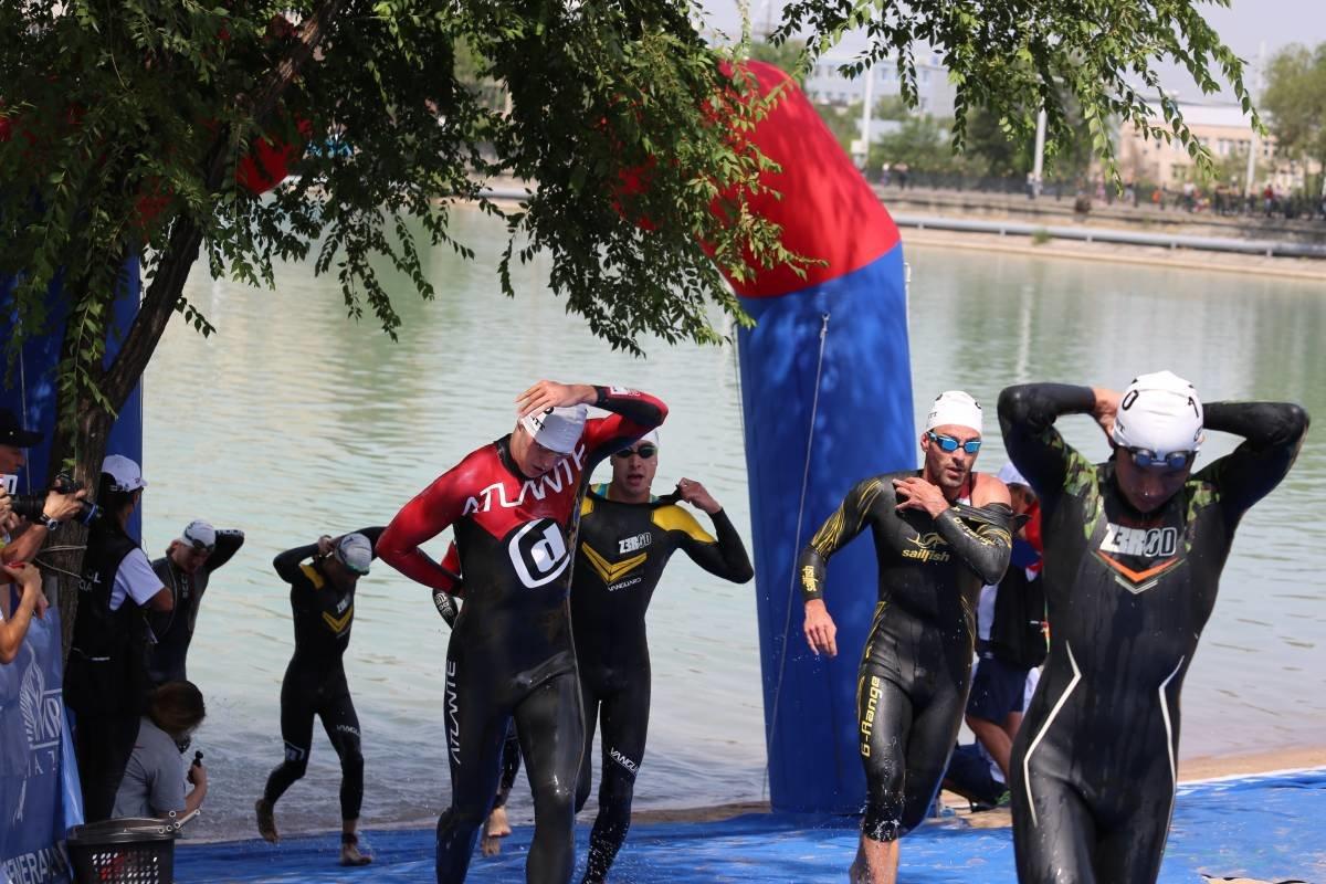 В Алматы завершился международный турнир по триатлону (ФОТО), фото-6