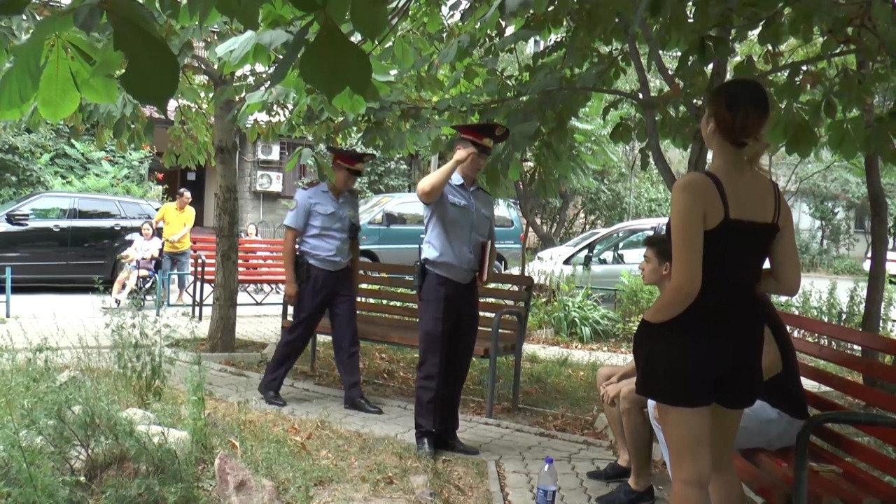 Преступность в Алматы сократилась из-за новых схем пешего патрулирования, фото-1, Фото пресс-служба ДП Алматы