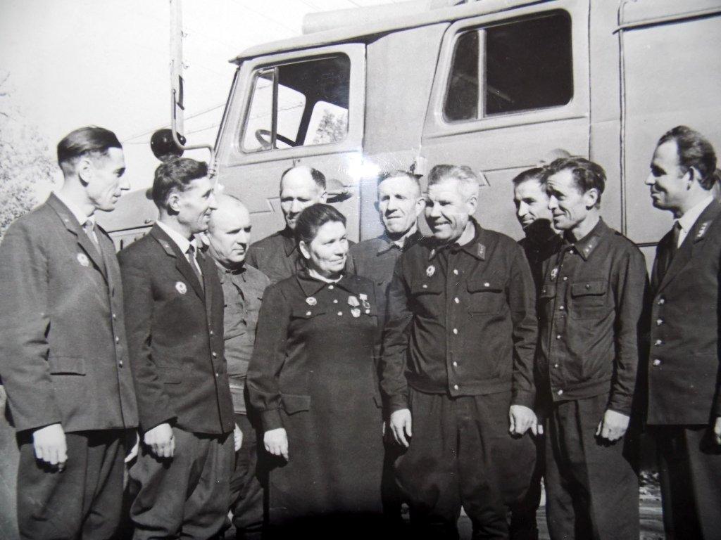 В Алматинской области попрощались с первым диспетчером пожарной службы, фото-2