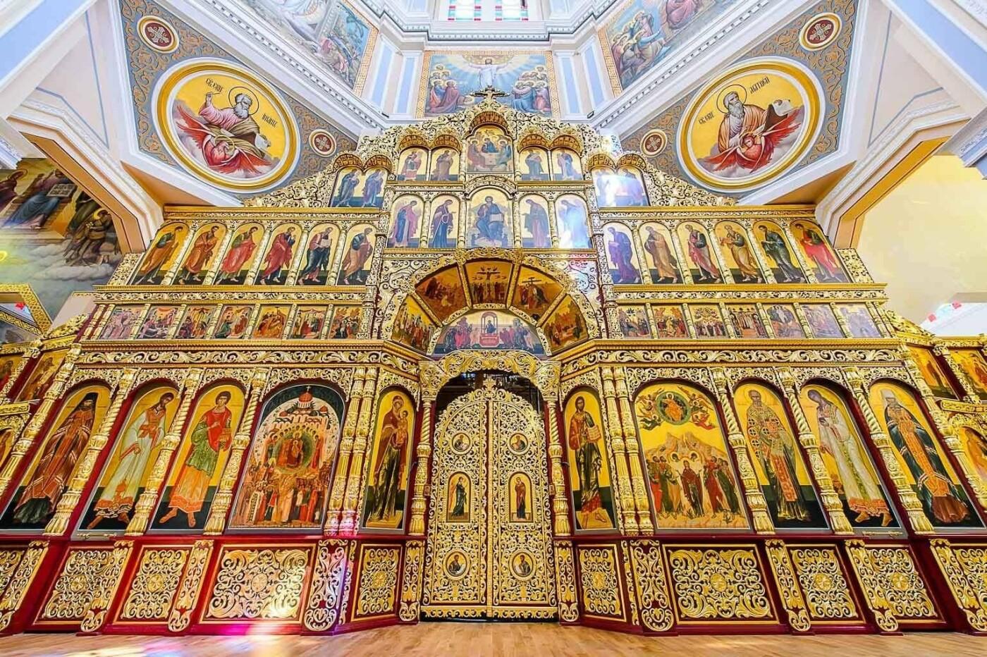 В Вознесенском соборе Алматы завершена реставрация (фото), фото-14