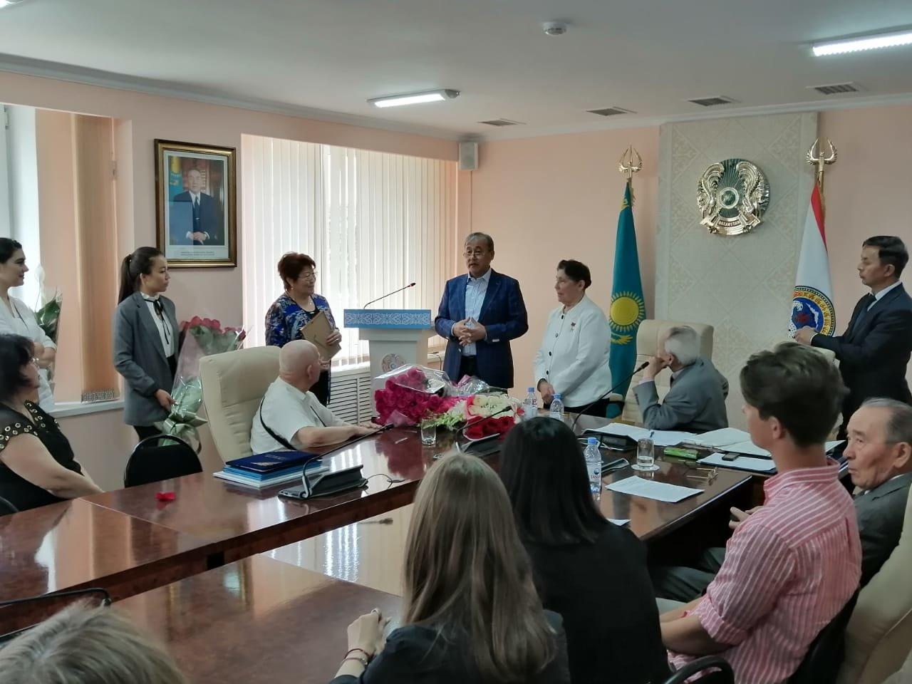 В Алматы отметили 85-летие героя труда и выдающейся женщины планеты, фото-2