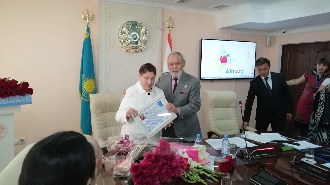 В Алматы отметили 85-летие героя труда и выдающейся женщины планеты, фото-3