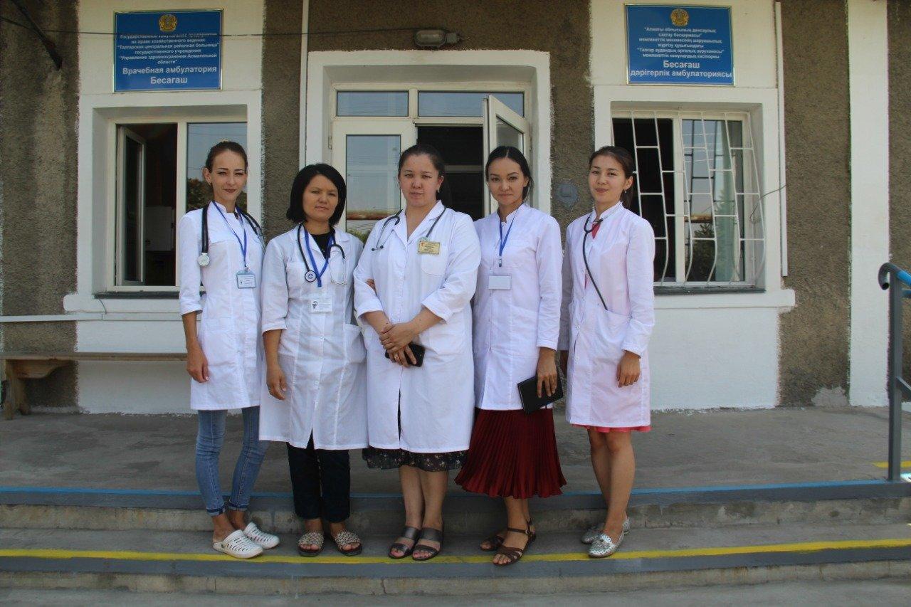 Сколько получают сельские врачи в Алматинской области, фото-3