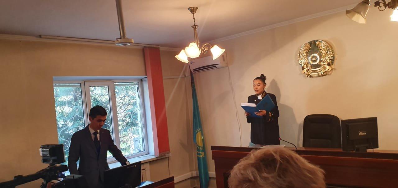 Директору центра для детей-инвалидов, похитившей более 14 млн тенге, вынесли приговор в Алматы, фото-1
