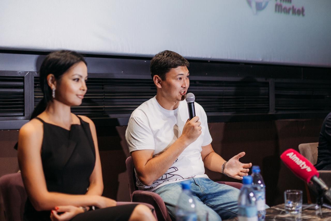 Фото организаторов Almaty Film Festival