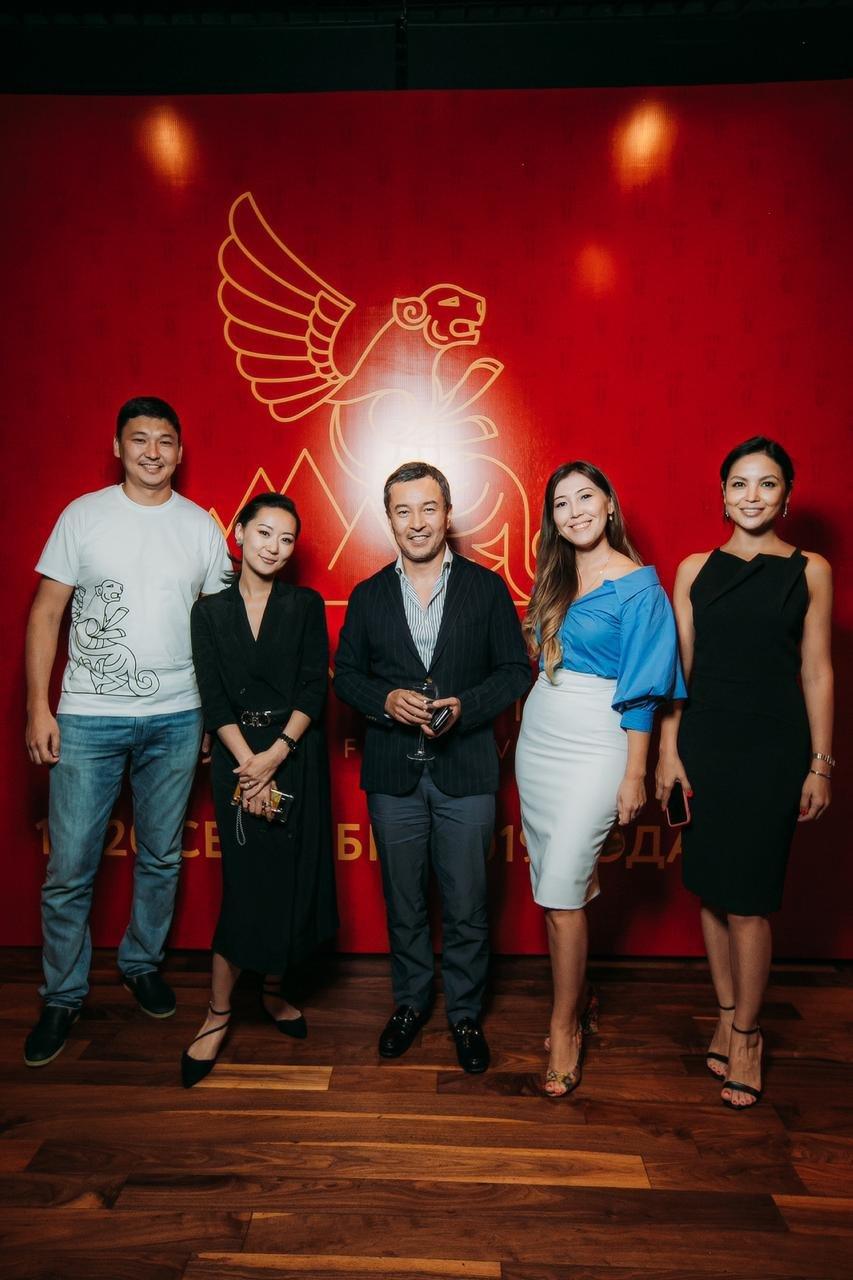 Фото организаторы Almaty Film Festival