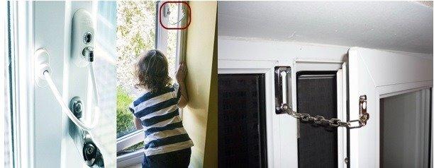 Как уберечь детей от падения из окон: Советы спасателей Алматы, фото-1
