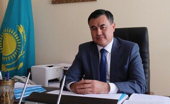В Ауэзовском районе Алматы назначен новый аким, фото-1