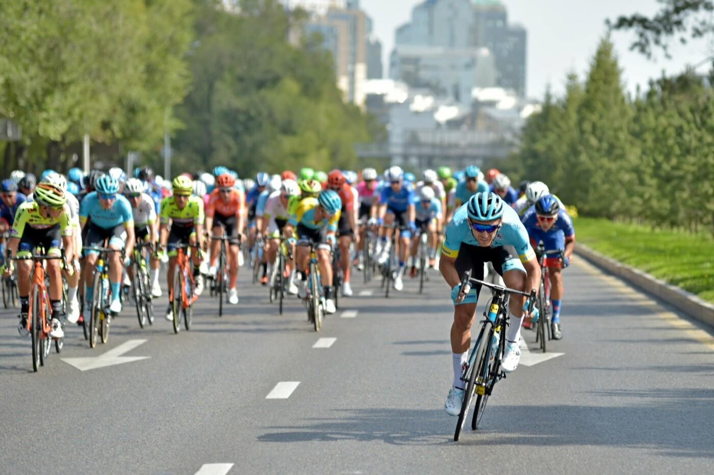 Казахстанец Юрий Натаров выиграл общий зачёт Tour of Almaty , фото-1