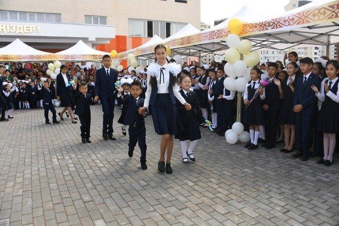 Новую школу на 600 мест открыли в Алатауском районе Алматы, фото-2