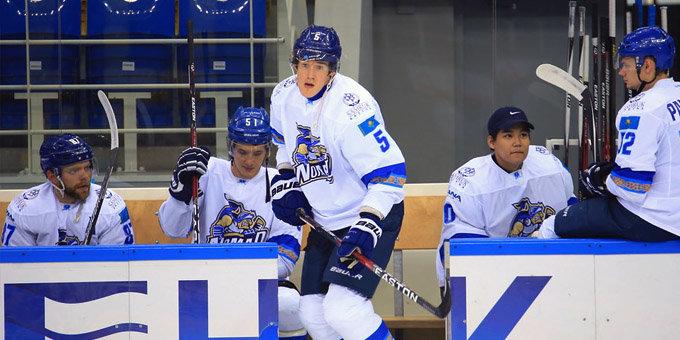 Александр Долгушев вошел в состав хоккейного клуба «Алматы», фото-1