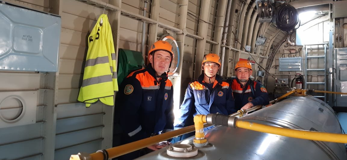 Тренировка алматинских спасателей прошла в Тамгалы-Тас (фото), фото-5