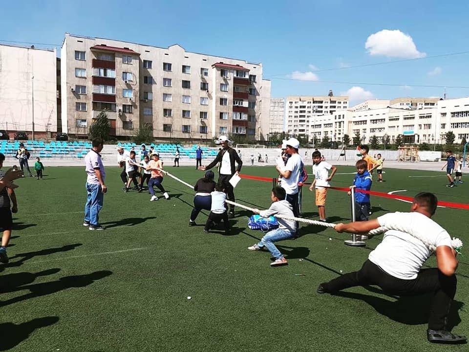 Спартакиадой отметили День семьи в Алматы (фото), фото-3