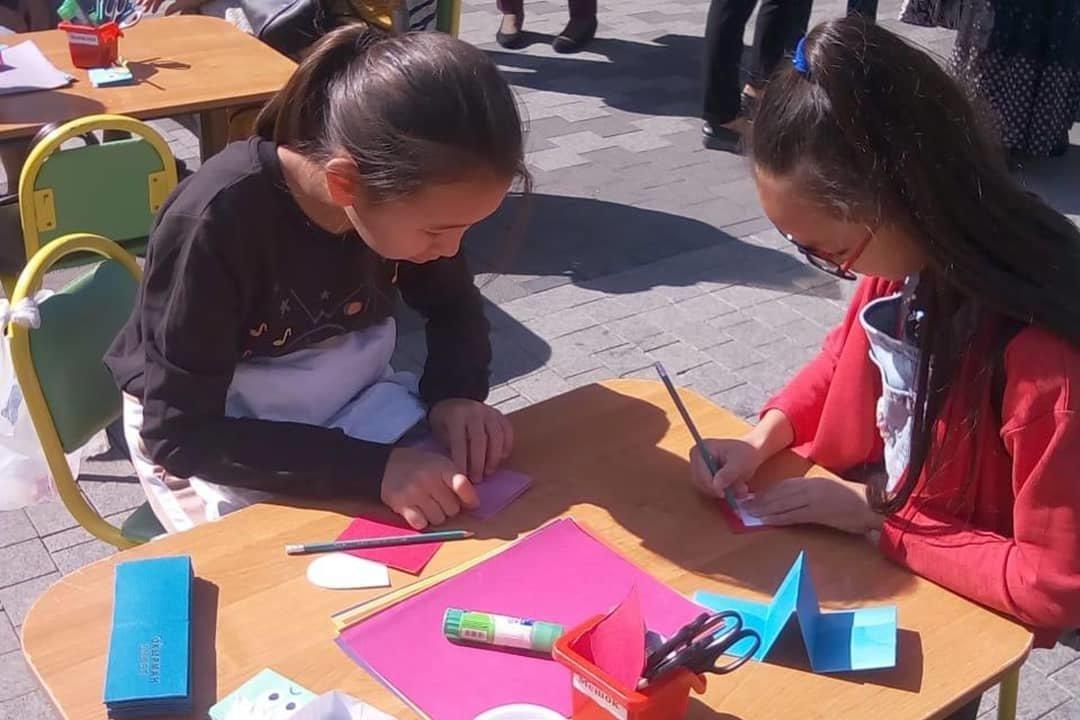 Книжный фестиваль провели в Алматы (фото), фото-6