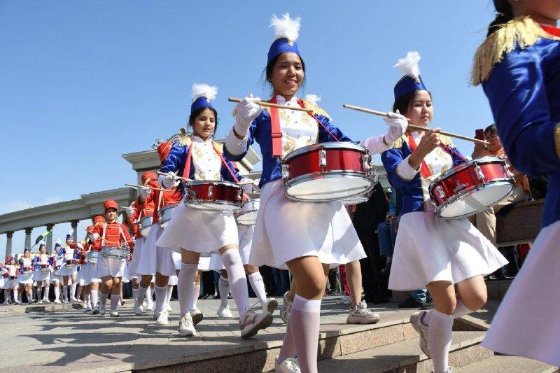 Фестивалем яблок «Alma Fest» отмечают День города в Алматы, фото-6, Фото пресс-служба акимата Алматы