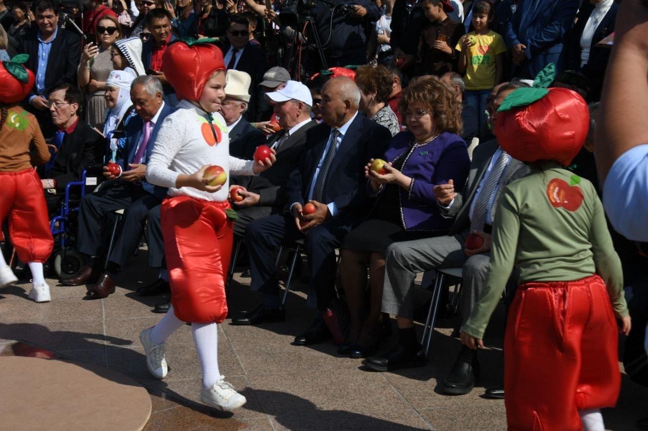 Фестивалем яблок «Alma Fest» отмечают День города в Алматы, фото-3