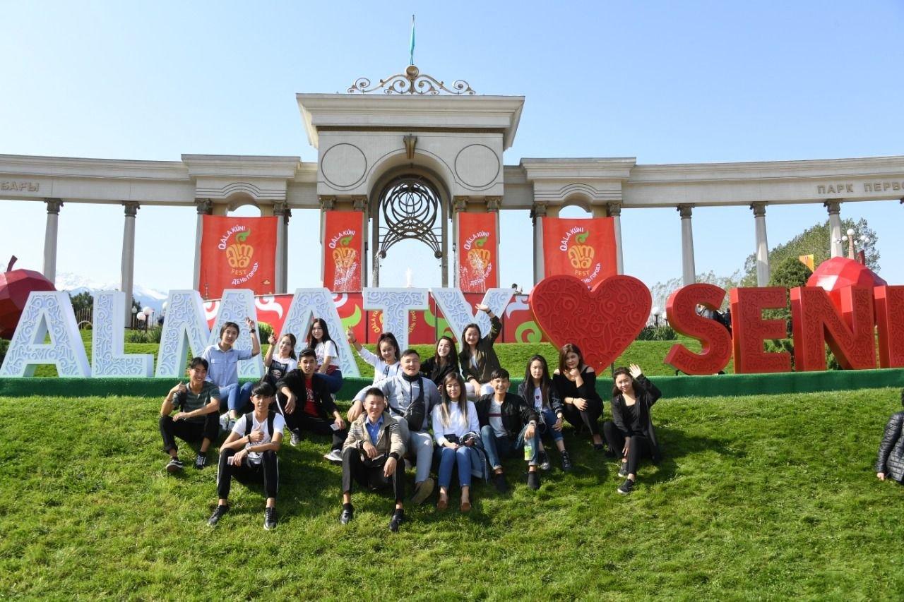 Фестивалем яблок «Alma Fest» отмечают День города в Алматы, фото-1