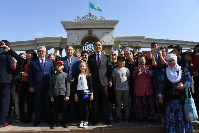 Фестивалем яблок «Alma Fest» отмечают День города в Алматы, фото-8