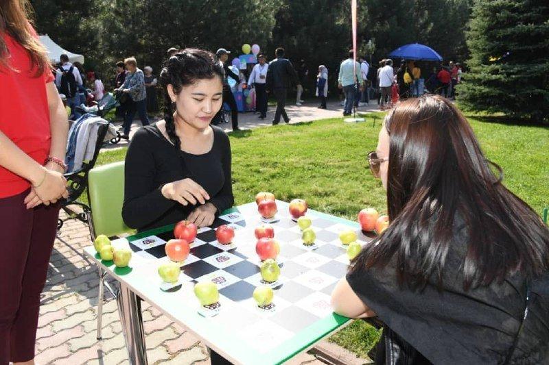 Фестивалем яблок «Alma Fest» отмечают День города в Алматы, фото-4, Фото пресс-служба акимата Алматы