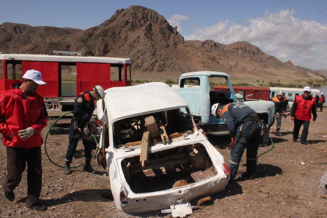 Алматинские спасатели признаны лучшими, фото-3