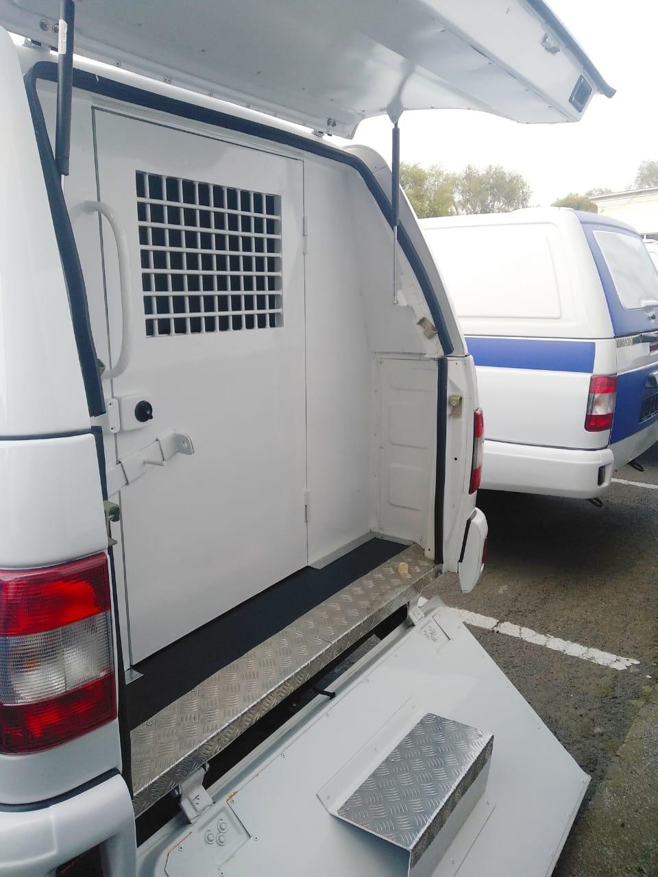 Дежурные части Алматы получили новые авто – кузов зимой отапливается, фото-4