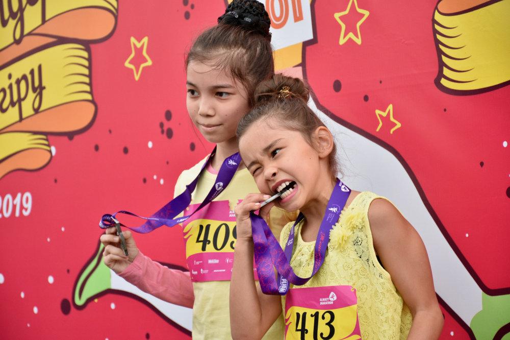 450 девушек преодолели 7 километров в Женском забеге в Алматы, фото-2