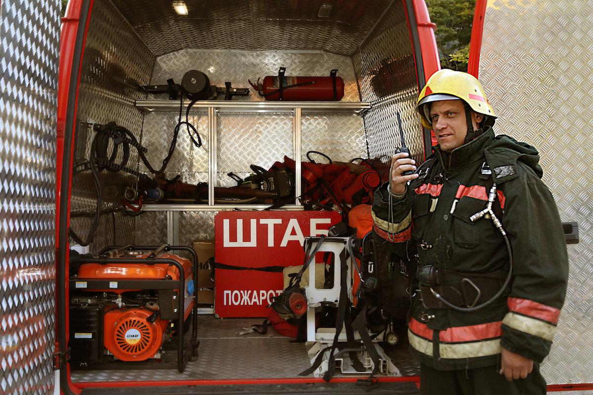 Как работает служба 101 в Алматы, фото-4