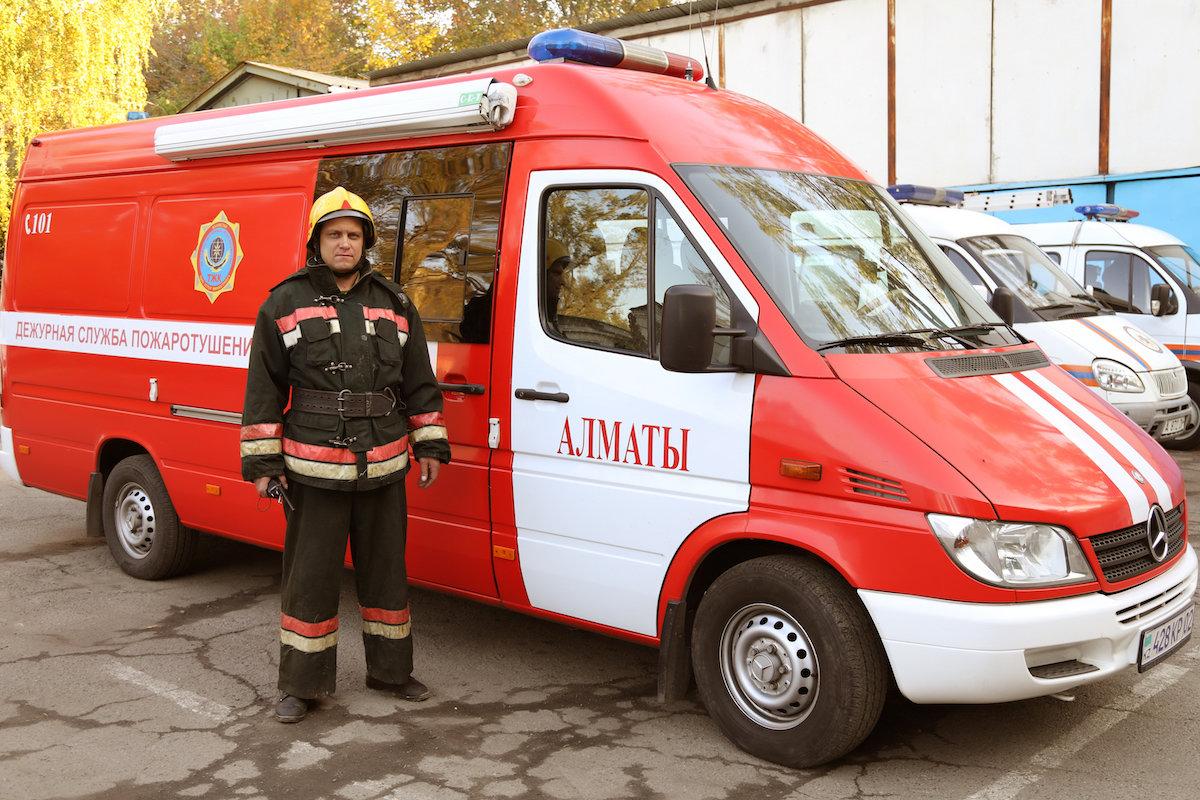 Как работает служба 101 в Алматы, фото-3