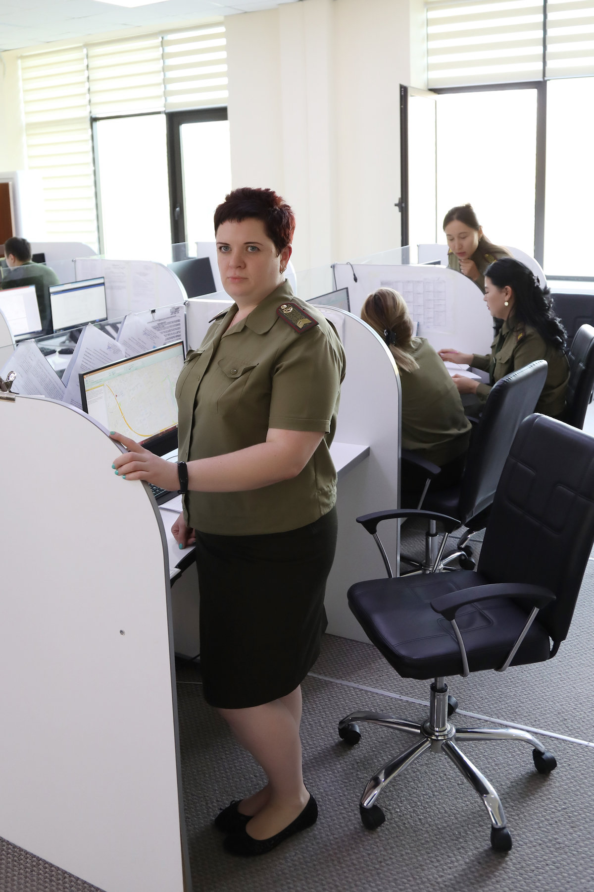 Как работает служба 101 в Алматы, фото-2
