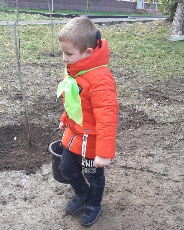 В Алматы озеленили 110 городских школ (фото), фото-6